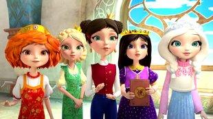 Царевны. Учимся волшебству с 1 сентября смотреть онлайн